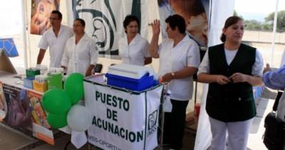 Realizarán 188 mil 199 acciones en la Tercera Semana Nacional De Salud en Tlaxcala