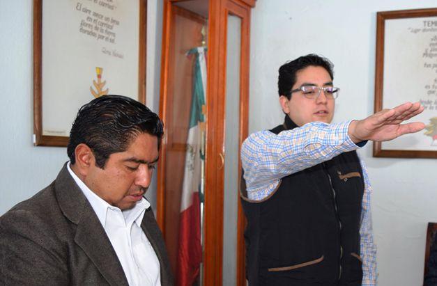 Ratifica Cabildo nombramiento del Secretario del Ayuntamiento de  Panotla