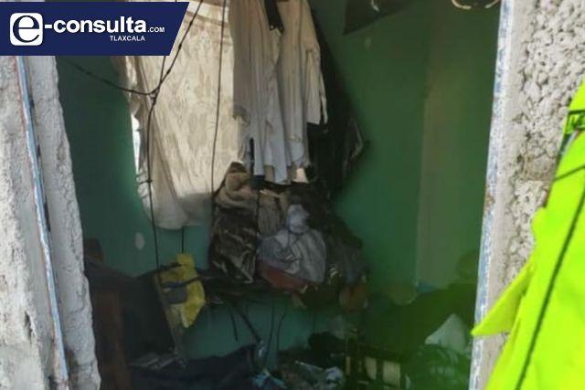 Asesinan a puñaladas a una mujer en el municipio de Calpulalpan