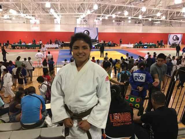 Gana tlaxcalteca plata en nacional de judo