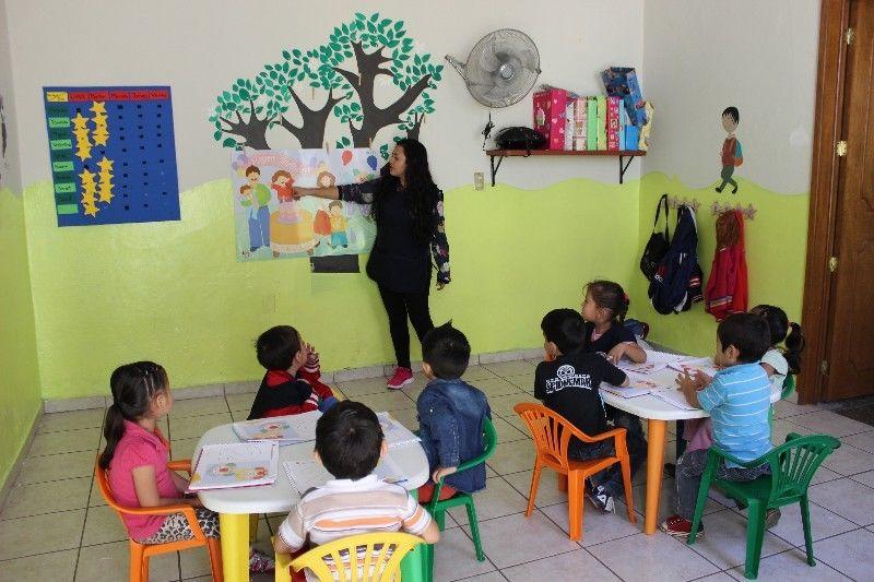 Huamantla ofrece subsidio a Estancias Infantiles