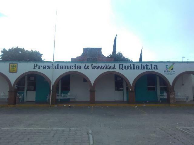 Presidente de comunidad Quilehtla enfrenta requerimiento legal