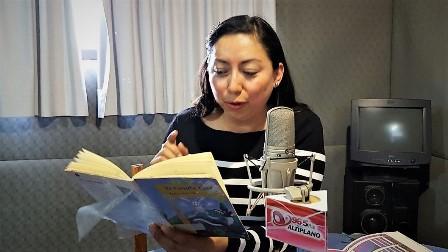En 2017 la Sepe promovió la lectura en programas radiofónicos