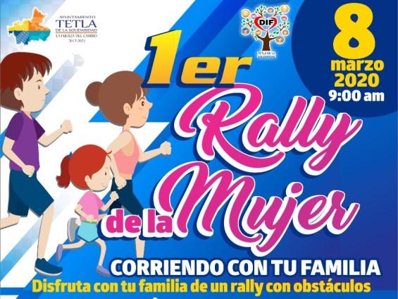 Invitan a Rally por la familia y la mujer en Tetla