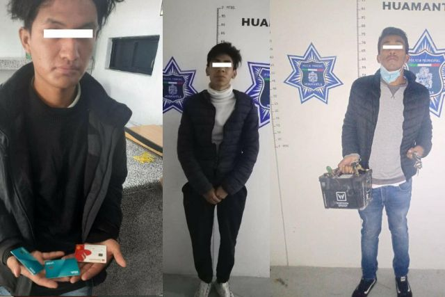 Arrojan resultados positivos los primeros operativos de vigilancia en el municipio de Huamantla