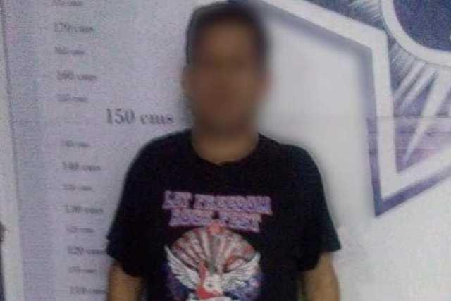 Detiene policía de Apizaco a vigilante de tienda departamental por robo