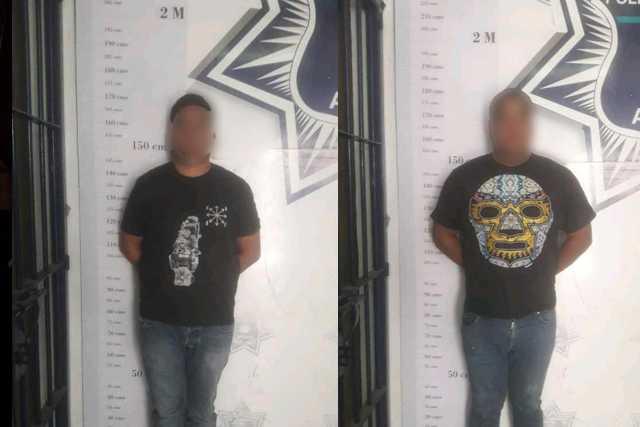 Inversiones para seguridad en Apizaco dan resultados; detenidos por intento de robo al MP