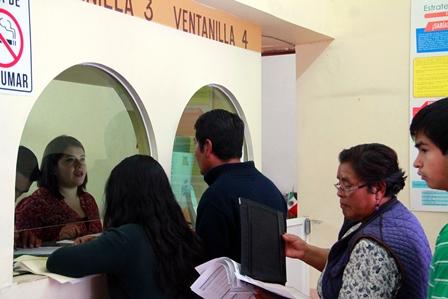Entregan casi 300 actas gratuitas en el municipio de Tlaxcala