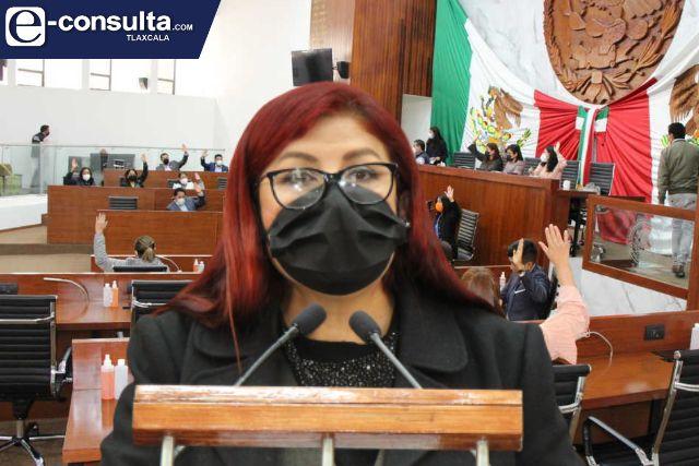 Aprueba Congreso procedimiento para evaluar a la magistrada Rebeca Xicohténcatl