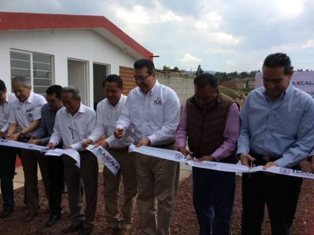 Más de 600 beneficiados con la construcción de un pozo en Nanacamilpa