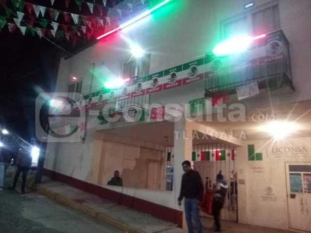 Balazos y zafarrancho frenan grito de Independencia en comunidad de Huamantla