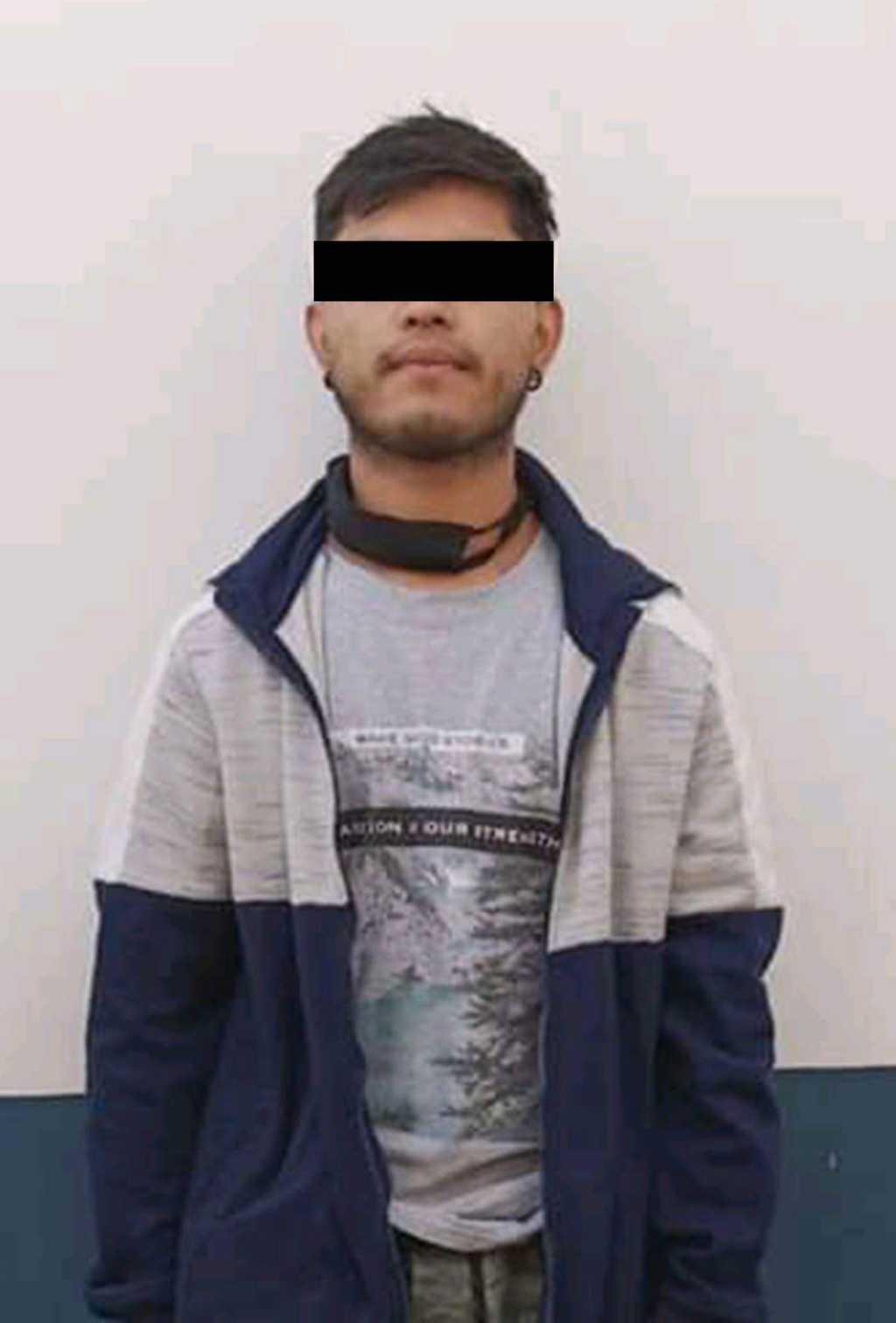 La SSC asegura a una persona por la portación ilegal de narcóticos en Acuitlapilco
