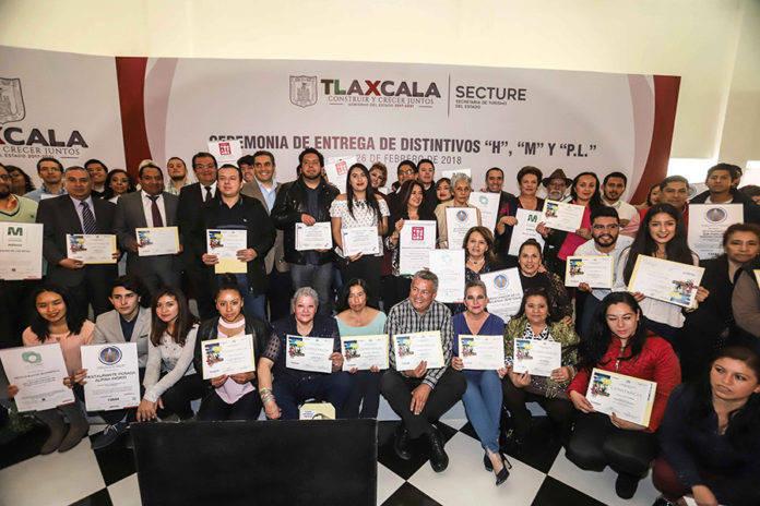 SECTUR distingue a Huamantla con 100 reconocimientos en materia turística