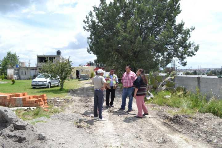 Gobierno de Tzompantepec ejerce Obra Pública Municipal 2019