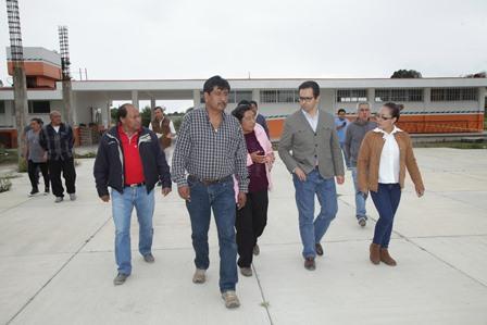 El lunes se reanudan las clases en escuelas de Tlaxcala: Camacho