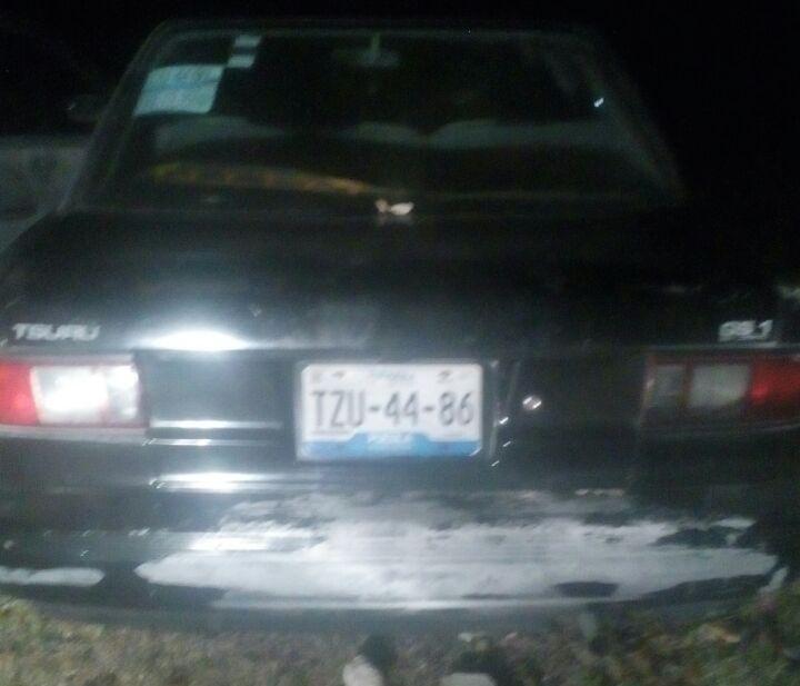 Policía Municipal recupera vehículo en la cadena
