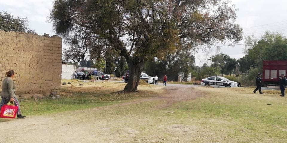 Recuperan policía capitalina y CES dos camionetas robadas