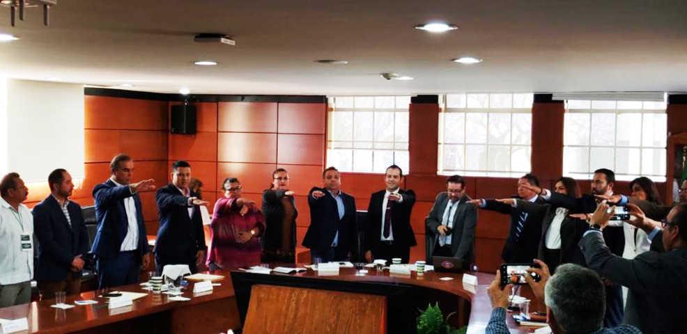 Alcaldesa de Tlaxco vicepresidenta de La Red Mexicana de Municipios por la Salud