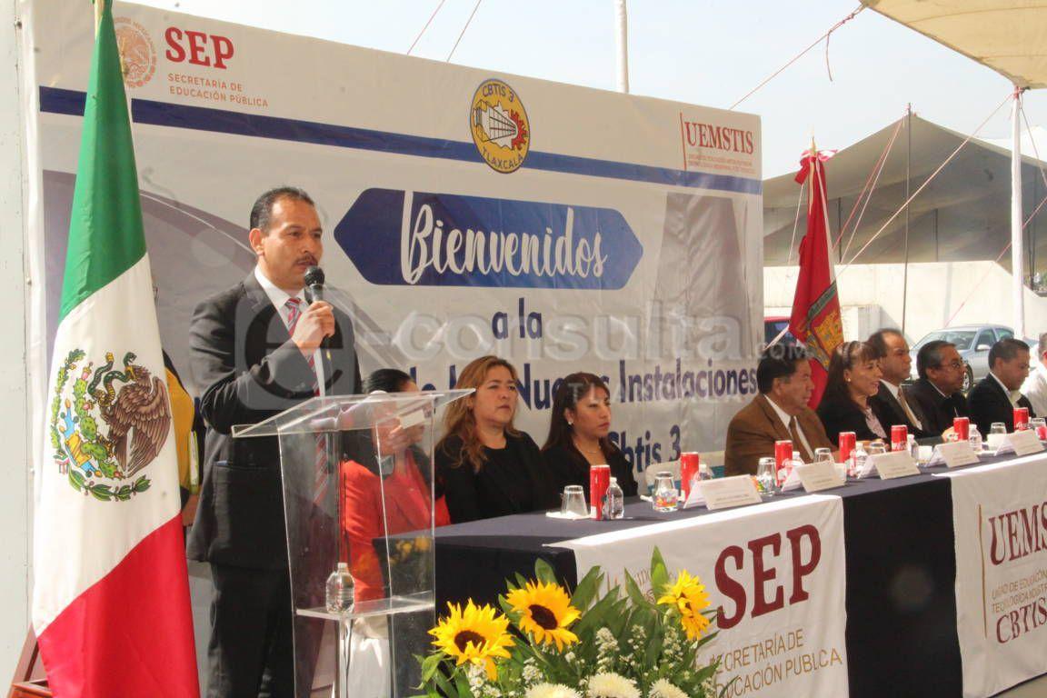 El CBTIS 3 extensión Xiloxoxtla ahora es una realidad: Pérez Juárez
