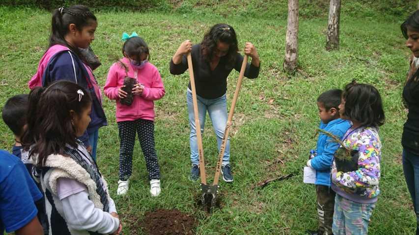 Promueven cultura de cuidado del medio ambiente en la capital