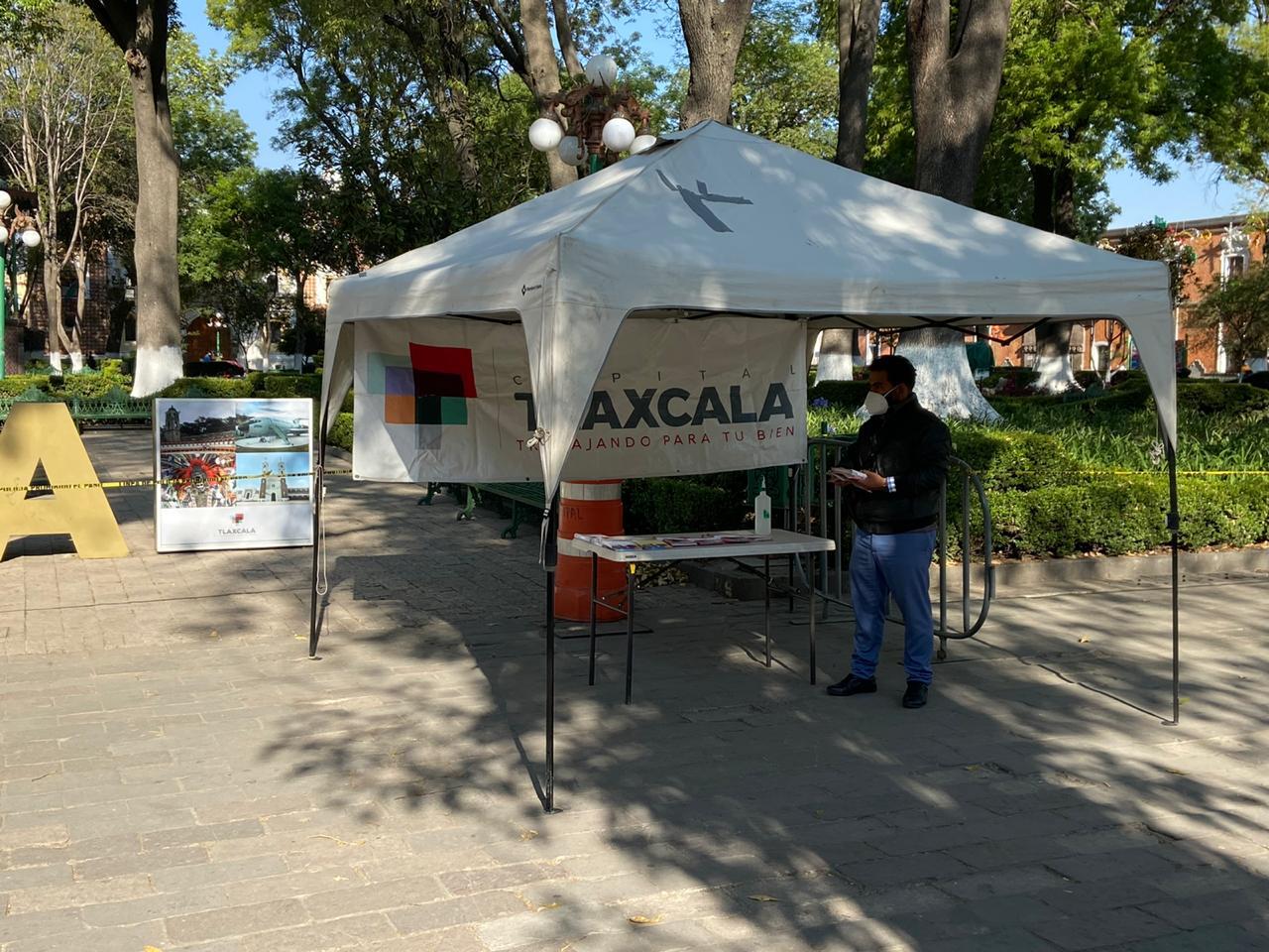 Pide comuna de Tlaxcala reforzar medidas por Covid-19