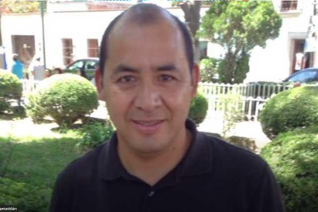 Regidor de Apetatitlán Juan Gabriel Sánchez vividor del erario publico