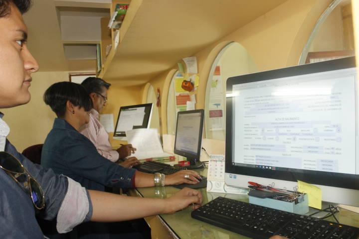Entregará comuna de Tlaxcala actas de nacimiento gratuitas a estudiantes