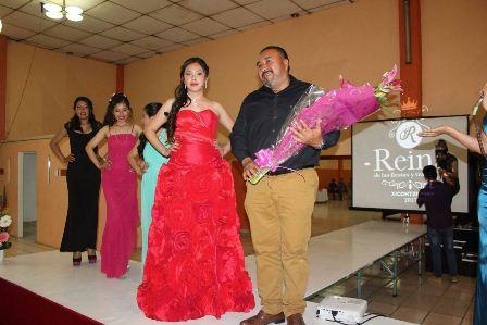 """Feria de Xicohtzinco 2017 ya cuenta con reina """"Sarahi I"""""""