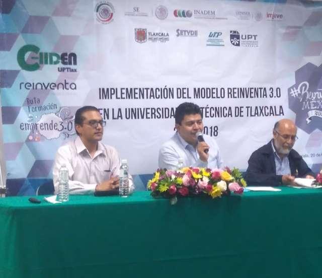 Desarrolla UPTX proyecto de emprendedurismo Reinventa 3.0