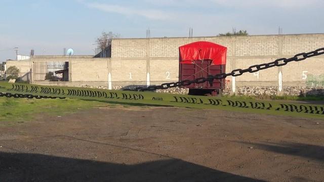 Recuperan semirremolque con 23 toneladas de aluminio robado