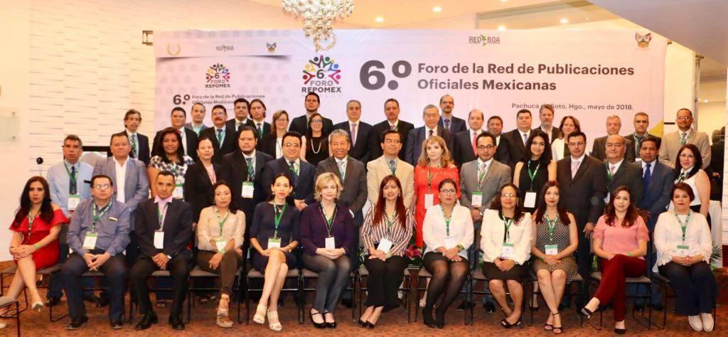 Participa Tlaxcala en el Sexto Foro de la Repomex