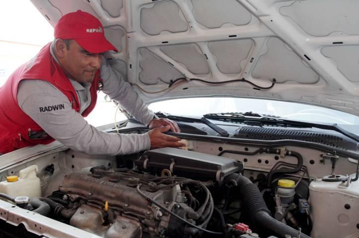 Invita CESESP a automovilistas a colocar chip de seguridad del Repuve