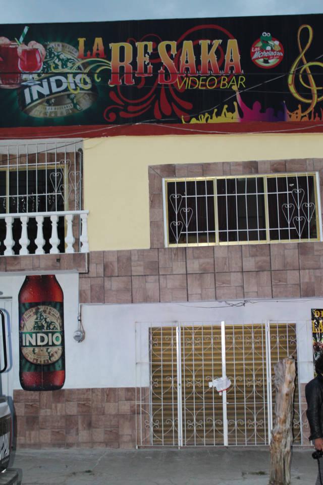 Por vender bebidas alcohólicas a menores de edad clausuran la Resaka