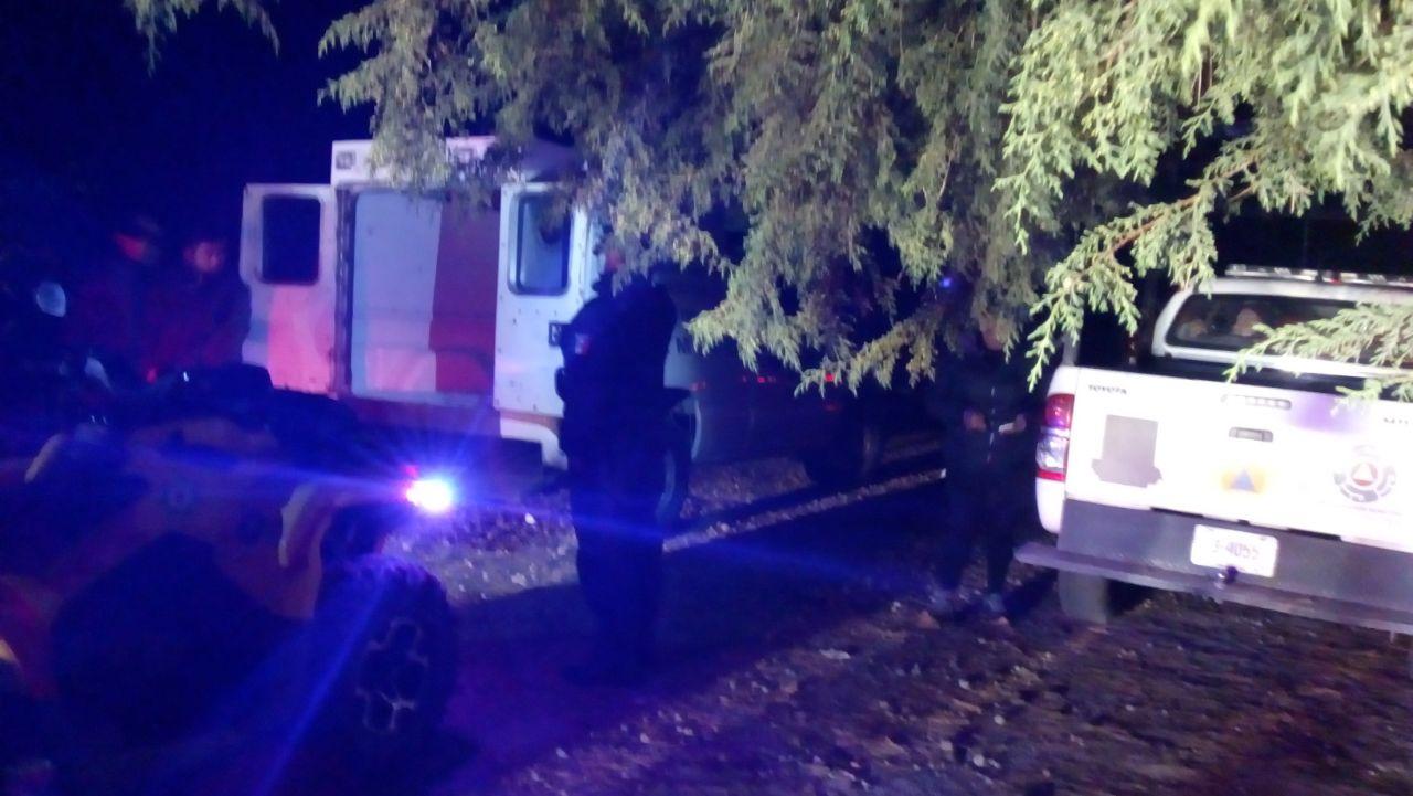 Después de 12 horas rescatan cuerpo del empresario en la Malinche