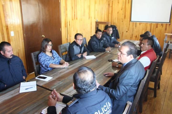 La seguridad de los visitantes estará a cargo de la policía municipal: alcalde