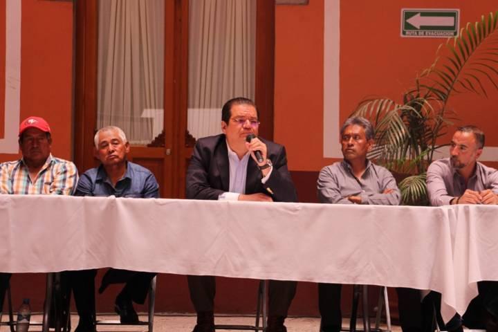 Se priorizan proyectos para las comunidades más marginadas: alcalde