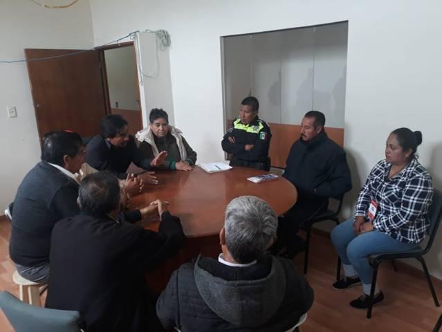 Tianguistas se instalaran este 15 de agosto sobre Cuamanco: alcalde