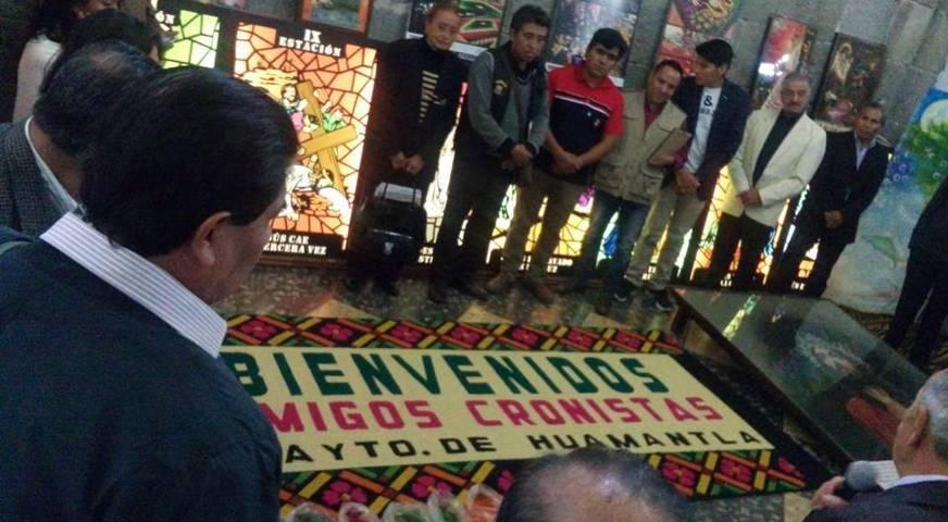 Huamantla sede de la 6ta reunión de cronistas de Tlaxcala
