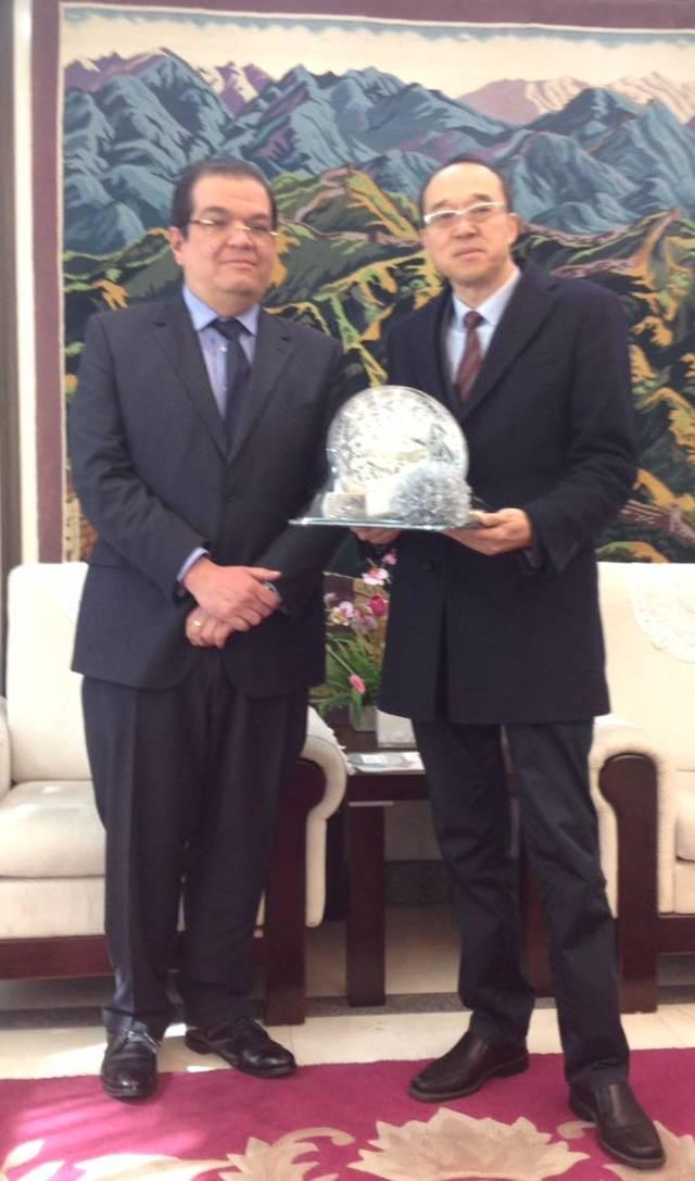 República Popular China y Huamantla estrechan lazos de hermandad