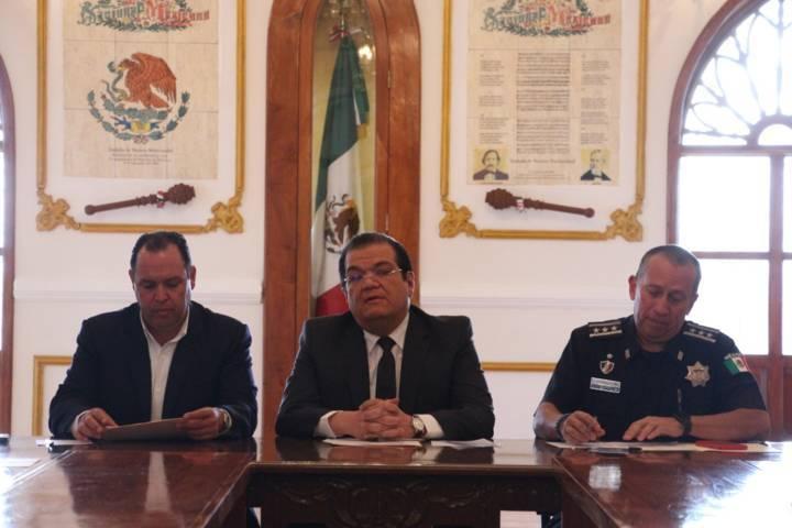 Aumentaremos las patrullas para dar mayor seguridad a los pobladores: alcalde