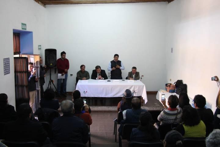 """Seguimos manteniendo la categoría de """"Pueblo Mágico"""": Sánchez Jasso"""