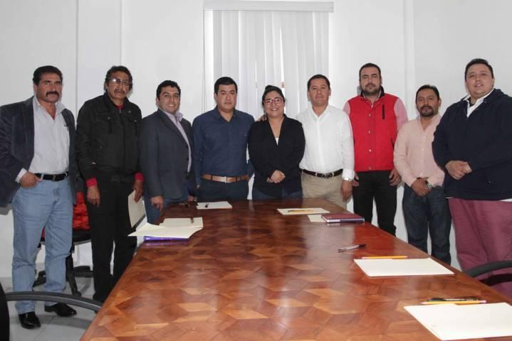 Encabeza Secretaria de Gobierno reunión con Presidentes Municipales