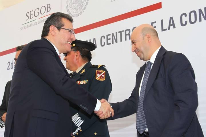 Cooperación entre gobiernos da resultados en seguridad: Marco Mena