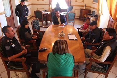 Se atenderán demandas de Antorcha Campesina: Jorge Sánchez