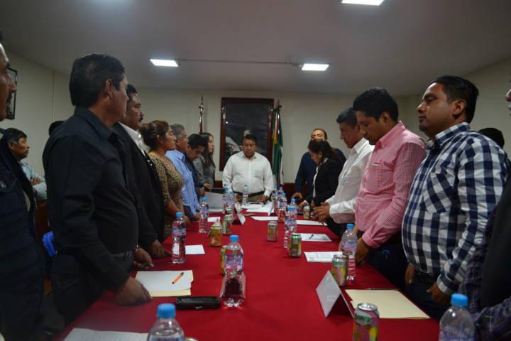Alcalde de Tlaltelulco y Tetlanohcan acuerdan trabajar en conjunto a favor de la población