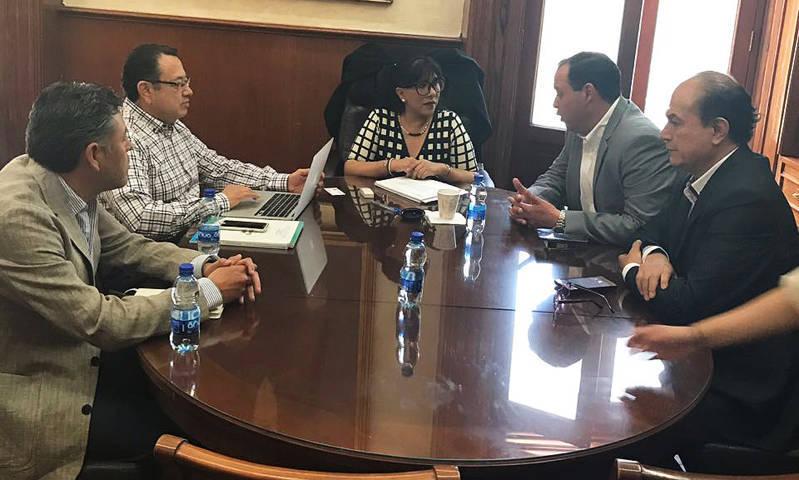 Impulsarán comuna de Tlaxcala y Sedeco competitividad de establecimientos comerciales