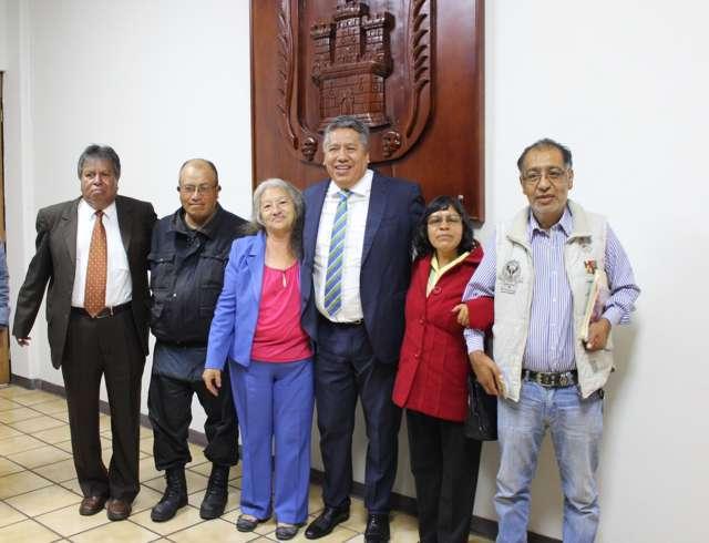 Atienden Diputados a integrantes de Federación de Asociaciones Civiles de Tlaxcala