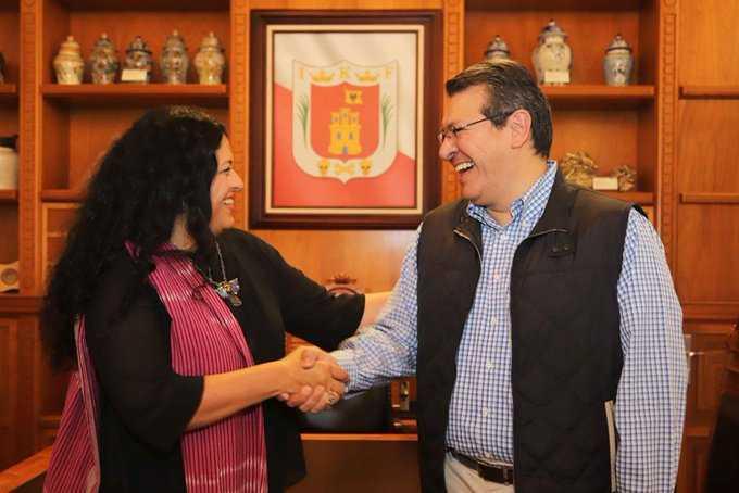 Se reúnen Secretaría de Cultura y Gobierno de Tlaxcala para fortalecer proyectos
