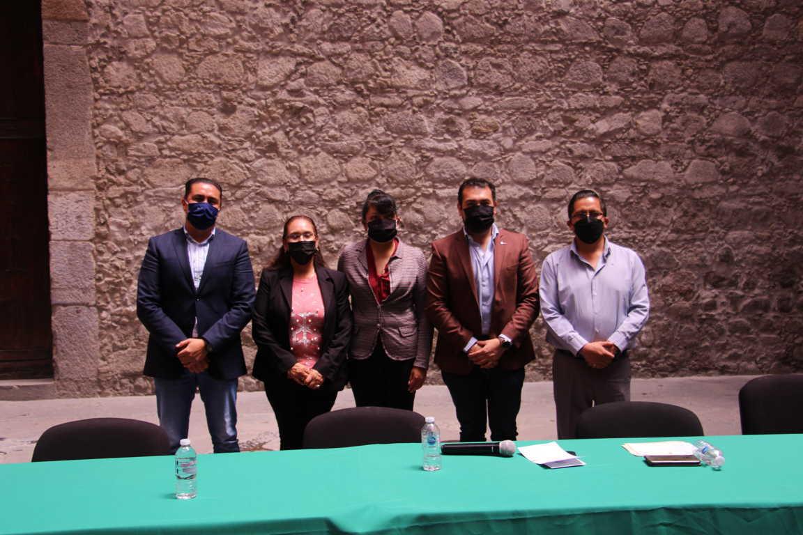 Huamantla será ejemplo estatal en materia de transparencia: Salvador Santos Cedillo