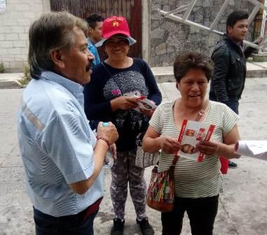 Apertura de medios ayuda a identificar las mejores propuestas, como la mía: Reyes Ruiz